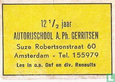 Autorijschool A. Ph. Gerritsen