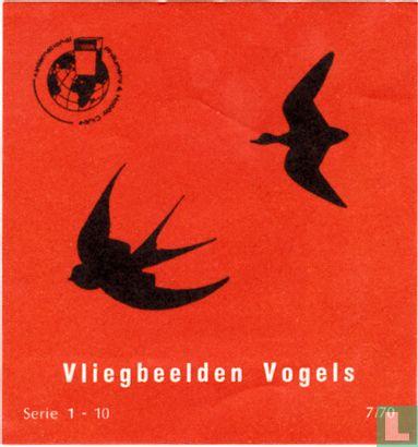 Vliegbeelden Vogels