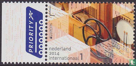 Netherlands [NLD] - Europa – Musical Instruments