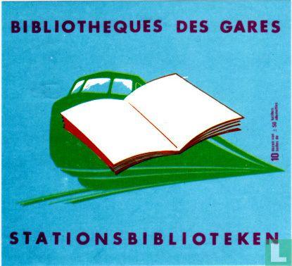Bibliotheques des gares