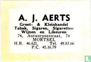A.J. Aerts Groot- en Kleinhandel