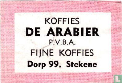 Koffies De Arabier