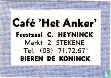 """Café """"Het Anker"""""""