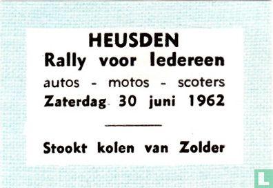 Heusden - Rally voor Iedereen