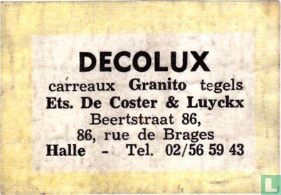 Decolux De Coster & Luyckx