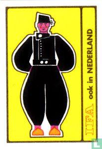 Nederland - man