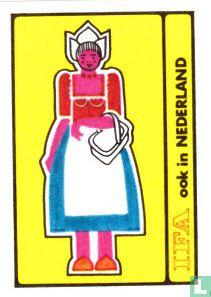 Nederland - vrouw