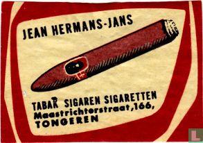 Jean Hermans-Jans - tabak