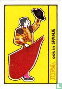 Spanje - man