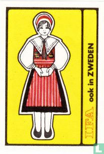 Zweden - vrouw