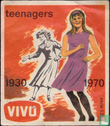 Teenagers 1930 1970