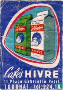 Cafés Hivre