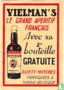 Vielman's - Le grand aperitf Francais
