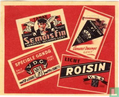 Semois fin - Roisin