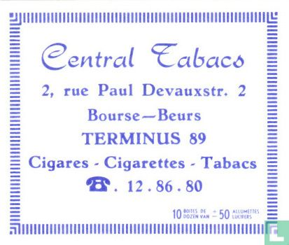 Central Tabacs