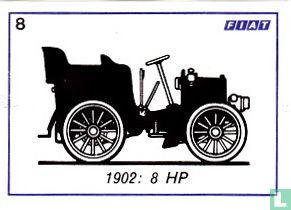 Fiat 8 HP - 1902