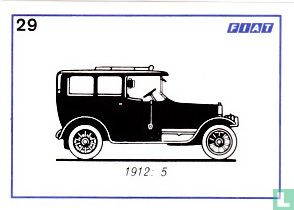 Fiat 5 - 1912