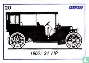Fiat 24 HP - 1906