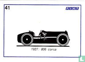 Fiat 806 corsa -1927