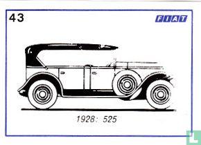 Fiat 525 -1928