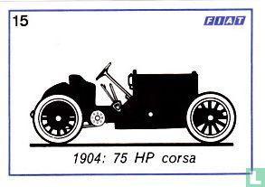 Fiat 75 HP corsa - 1904