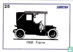 Fiat Fiacre - 1908