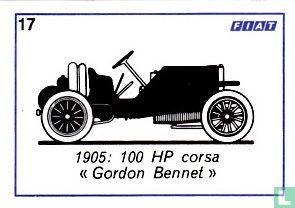 "Fiat 100 HP corsa ""Gordon Bennet"" - 1905"