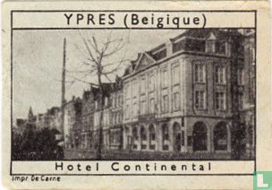 Ypres - Hotel Continental - Image 1