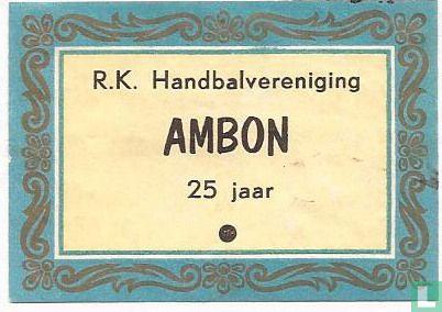 RK Handbalvereniging Ambon