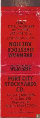 Port City Stockyards Co.