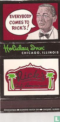 Rick's Café Americain