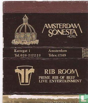 Sonesta Hotel / Rib Room