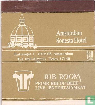 Sonesta Hotel / Rib Room - Image 1