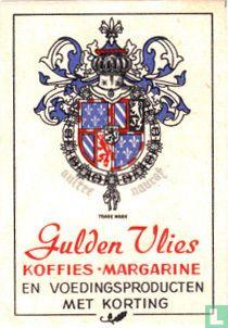 Gulden Vlies Koffies-Margarine