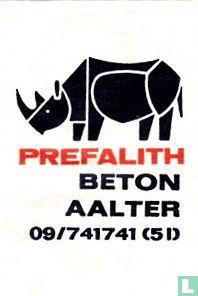 Prefalith Beton