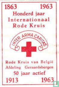 Honder jaar Internationaal Rode Kruis