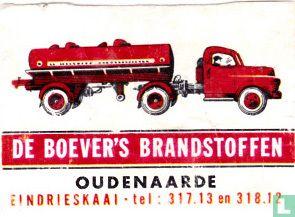 De Boever's brandstoffen