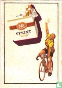 Sprint renner (misdruk)
