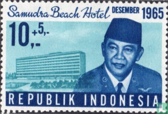 Indonesia [IDN] - Tourists hotels
