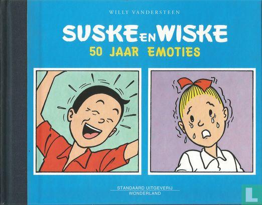 Suske und Wiske (Frida und Freddie, Ulla und Peter) - 50 jaar emoties