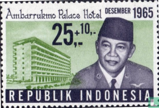 Indonesia [IDN] - Tourist hotels