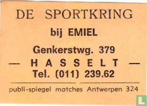 De Sportkring bij Emiel