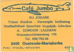 Café Jumbo - bij Josiane