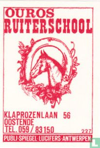 Ouros ruiterschool