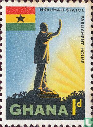 Ghana - Natioale symbolen