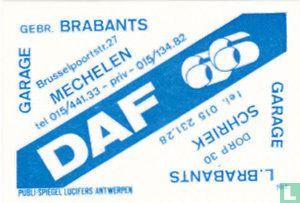 Daf 66 - Garage Gebr. Brabants