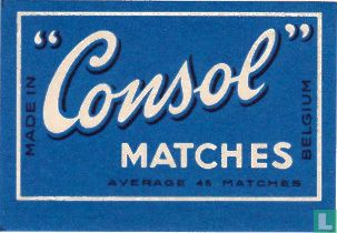 Consol matches