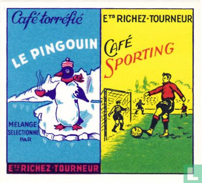 Le Pingouin - Café Sporting