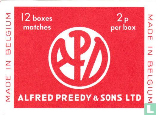 Alfred Preedy & Sons