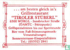 Tiroler Stüberl